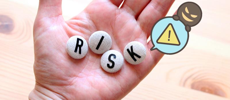 チャットレディは安全?リスクを把握することが大切